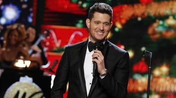 Michael Buble's Christmas...