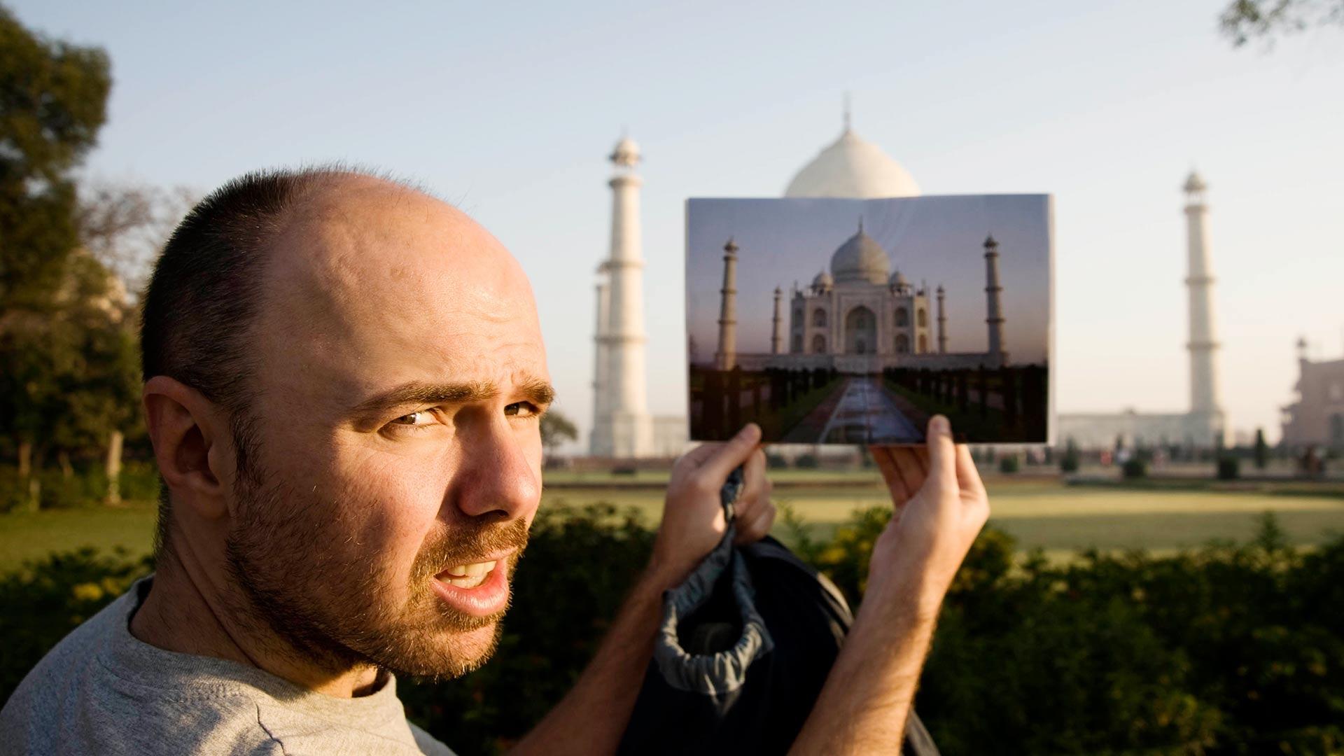 An Idiot Abroad: India