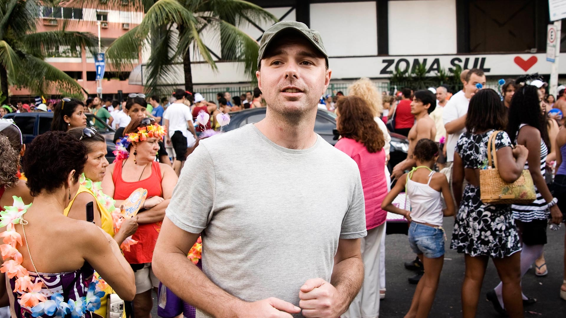 An Idiot Abroad: Brazil