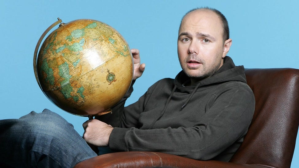 Episode 8 - An Idiot Abroad: Karl Comes Home