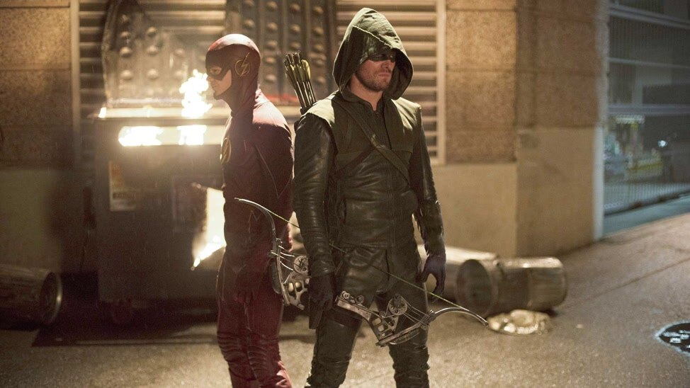 Episode 8 - Flash Vs. Arrow