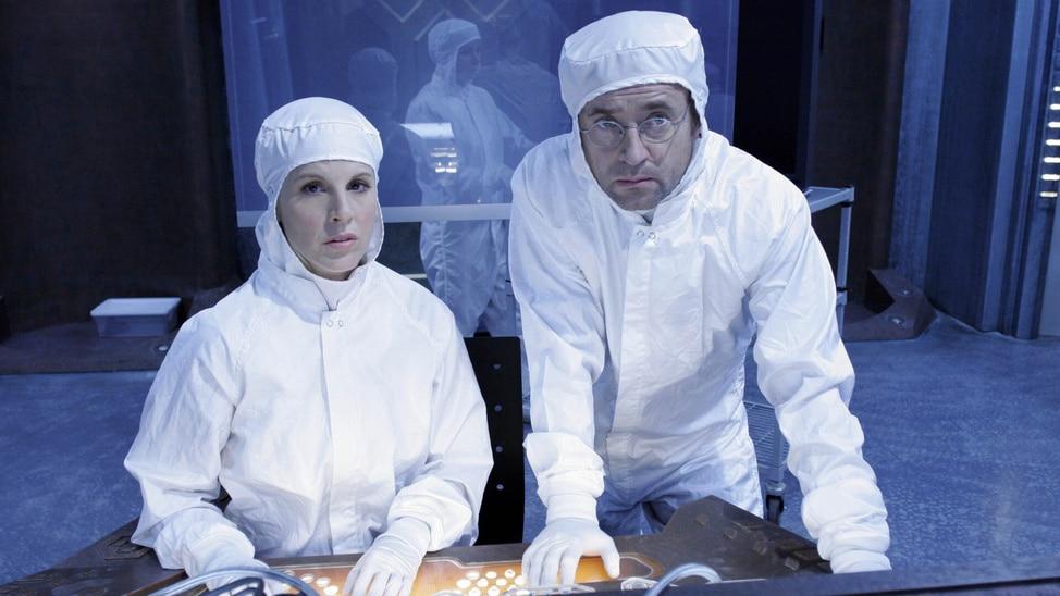 Episode 8 - McKay And Mrs. Miller