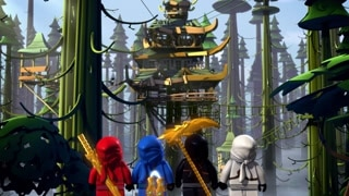 Watch LEGO Ninjago: Masters Of Spinjitzu Online - Stream