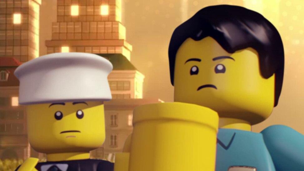 Lego City Shorts   1