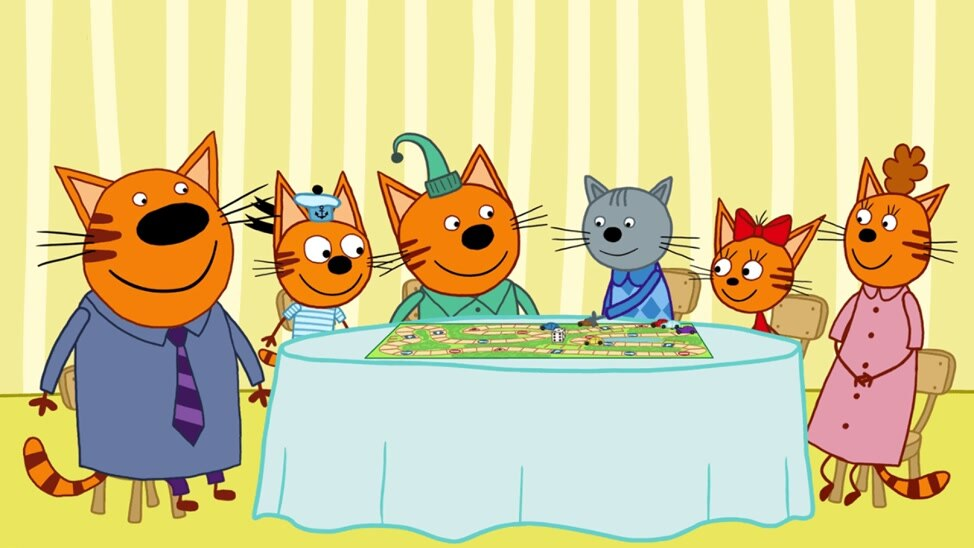 Squabbling Kitties