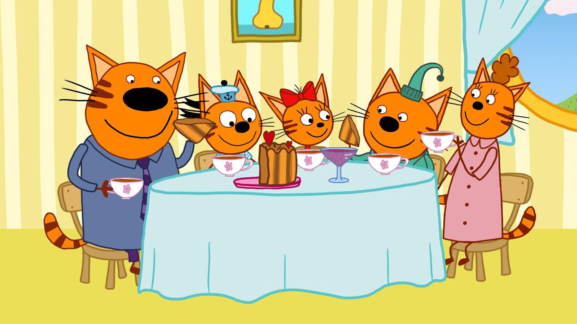 Kittens In A Jam