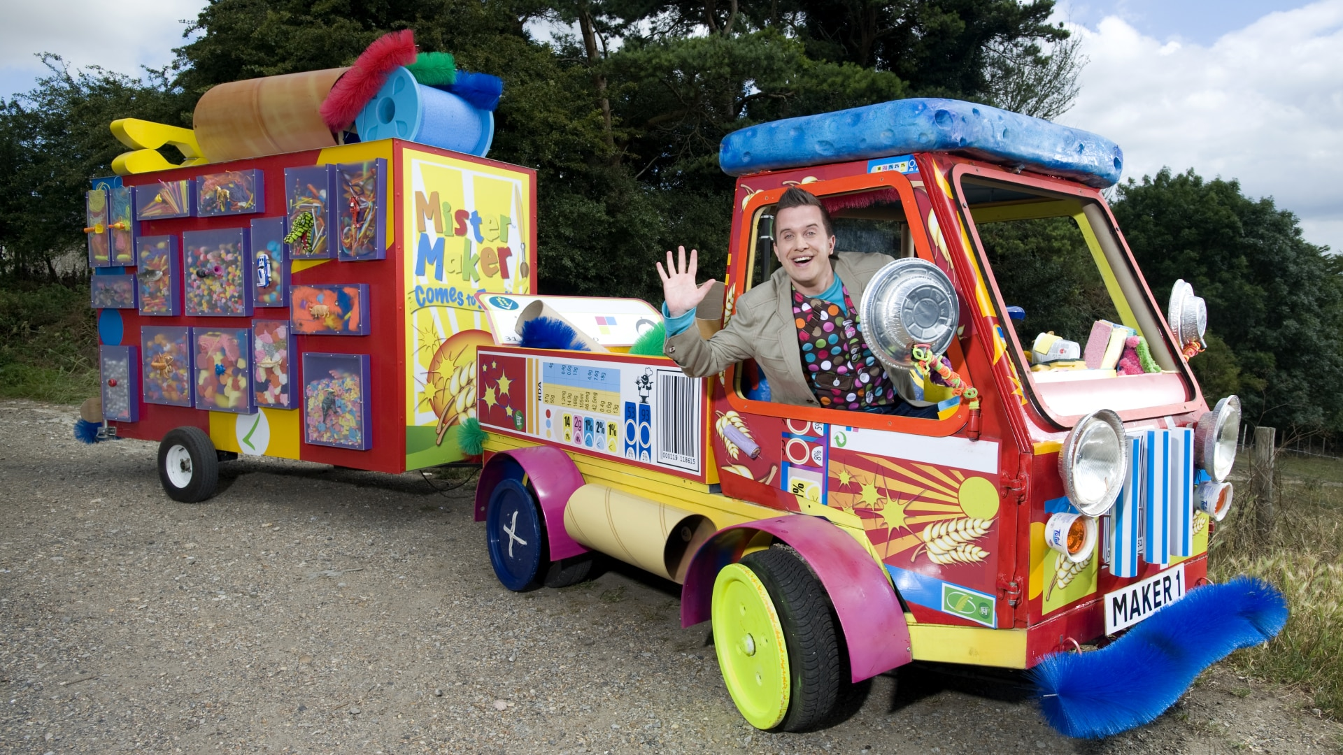 Mister Maker Comes To Town 1