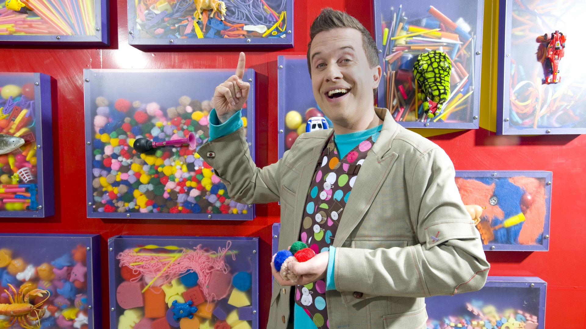 Mister Maker Comes To Town 6