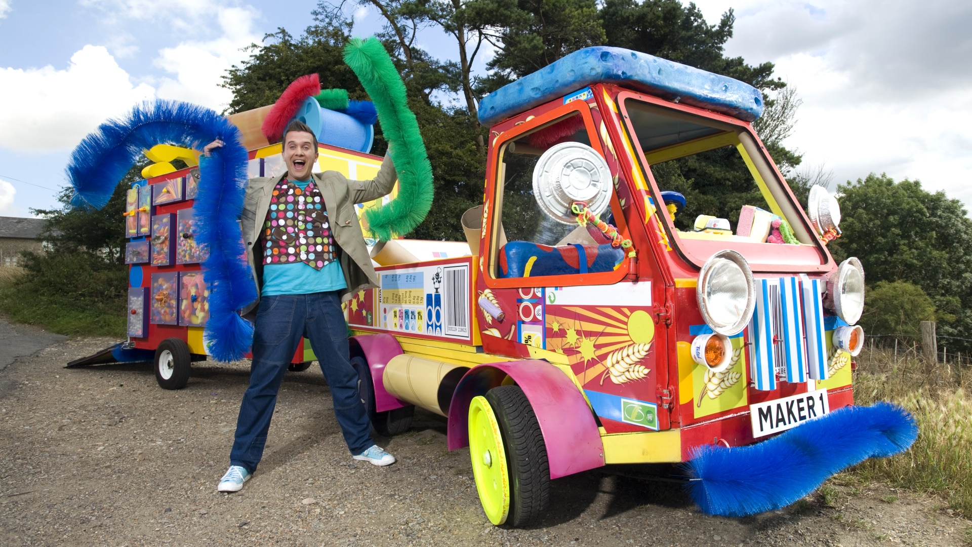 Mister Maker Comes To Town 7