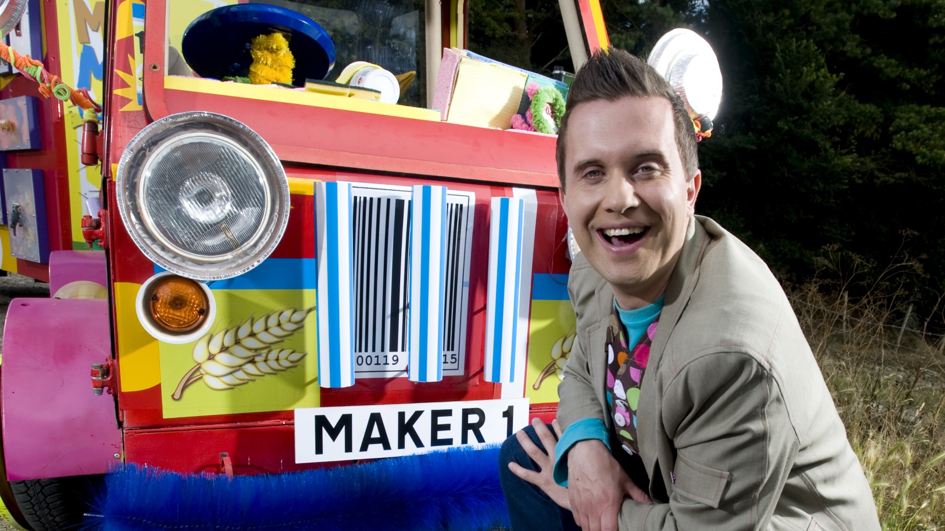 Mister Maker Comes To Town 16