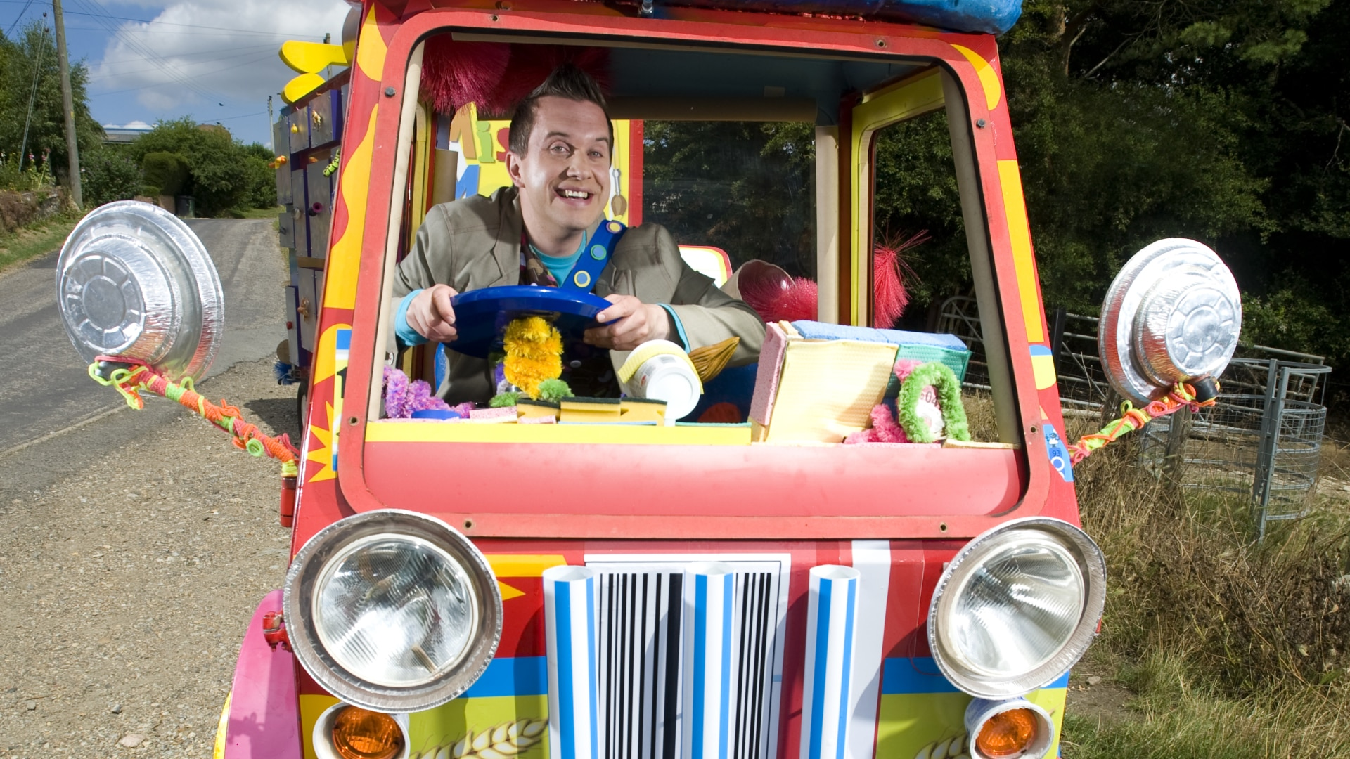 Mister Maker Comes To Town 3