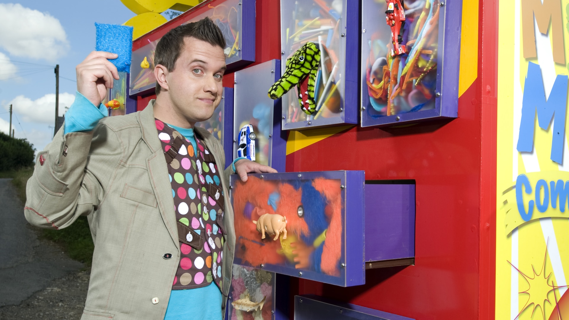 Mister Maker Comes To Town 5