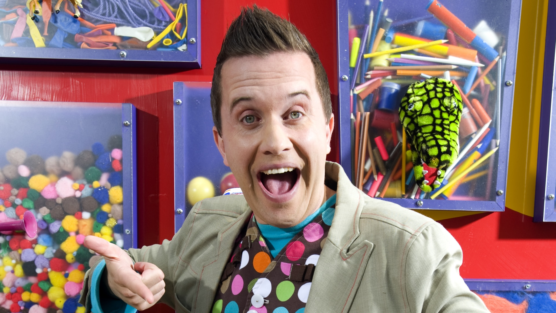Mister Maker Comes To Town 10