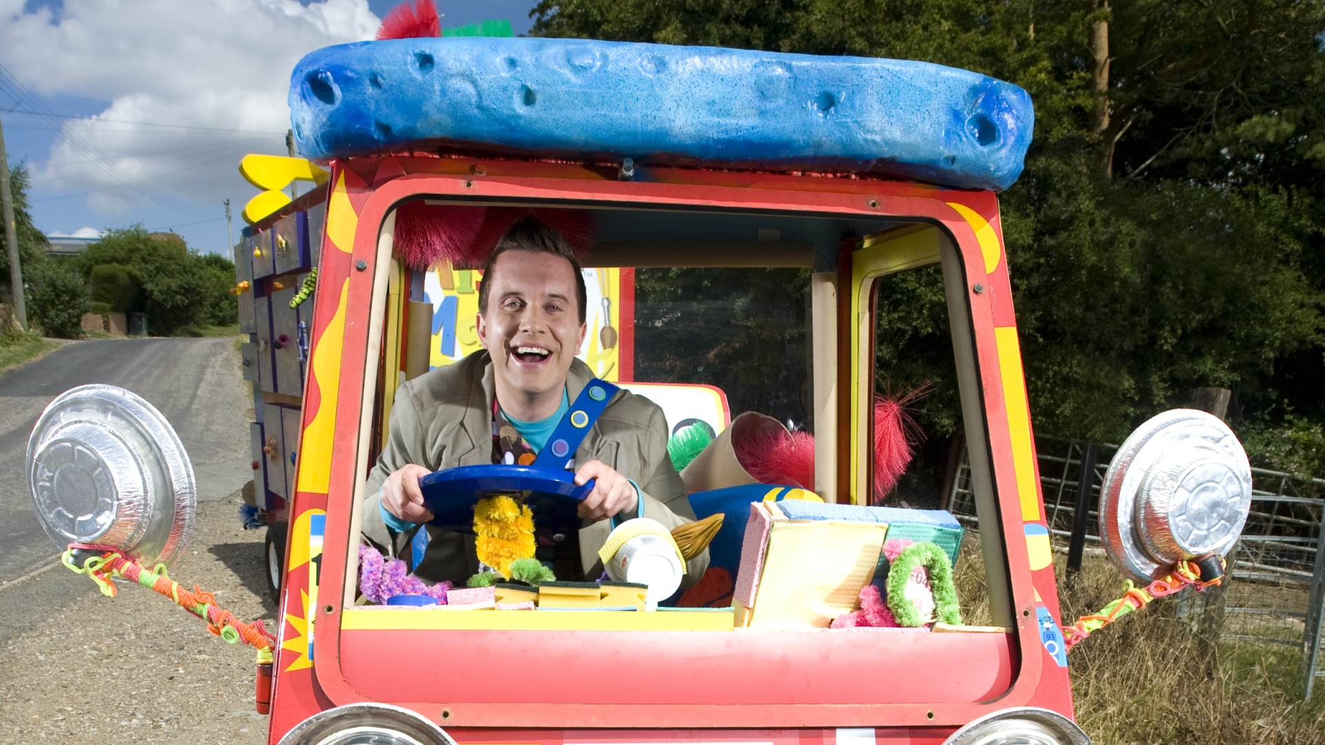 Mister Maker Comes To Town 12