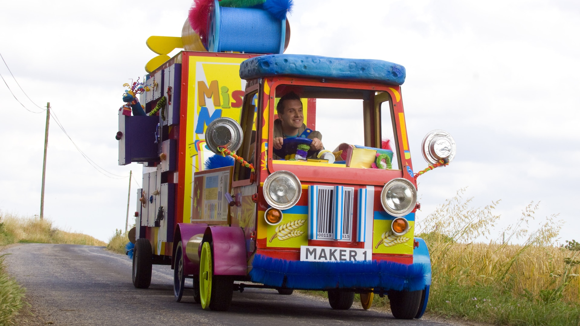 Mister Maker Comes To Town 26
