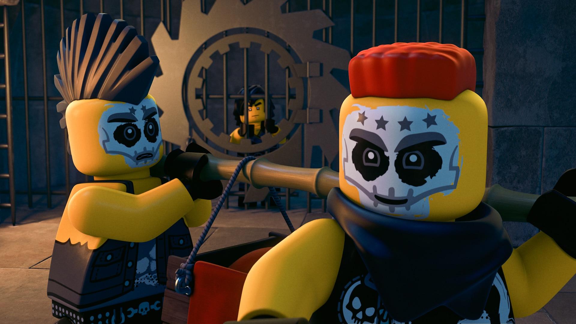 Watch LEGO Ninjago: Masters Of Spinjitzu Season 8 Episode 77 Online -  Stream Full Episodes