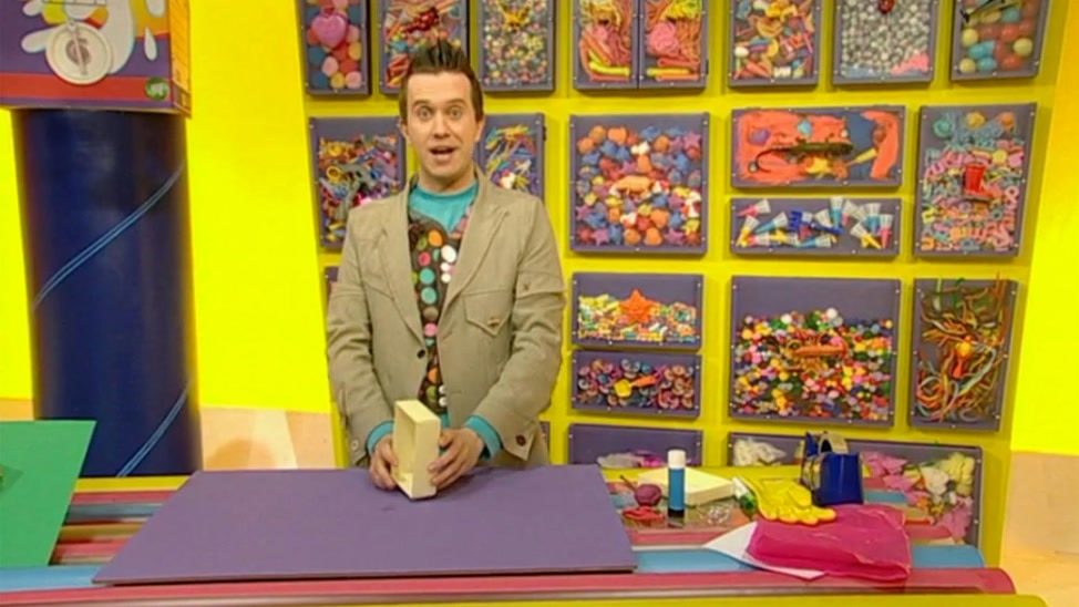 Episode 5 - Mister Maker 5