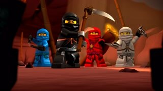 Lego Ninjago: Masters Of Spinjitzu: King