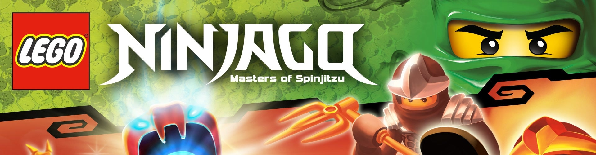 Watch LEGO Ninjago: Masters of... Online