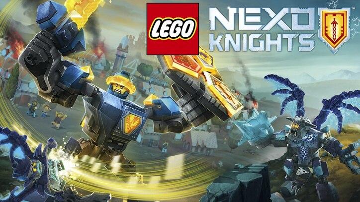 Watch LEGO Nexo Knights Online
