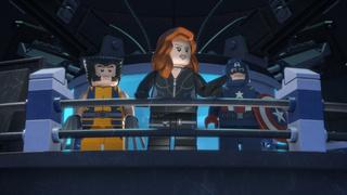 Lego Marvel Superheroes: Maximum Overloa