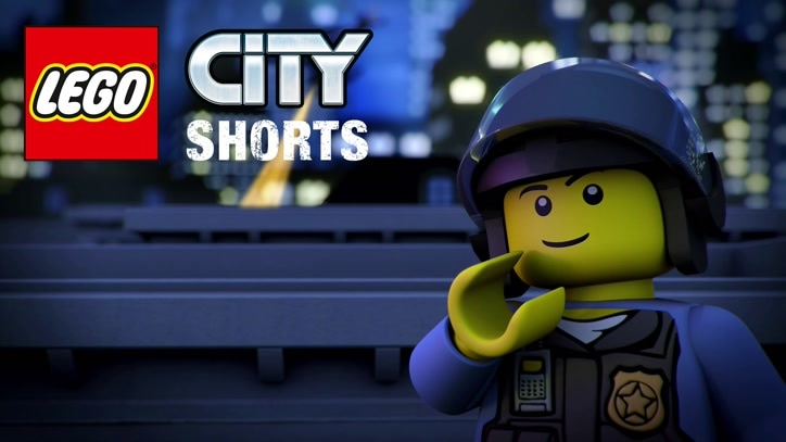 Watch LEGO City Shorts Online