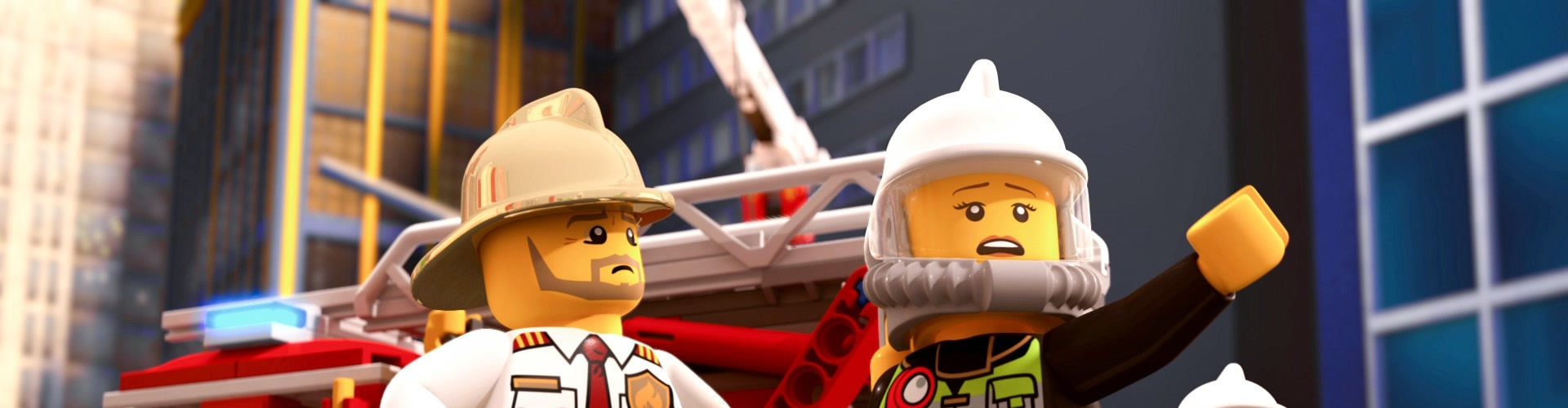 Watch LEGO City Online