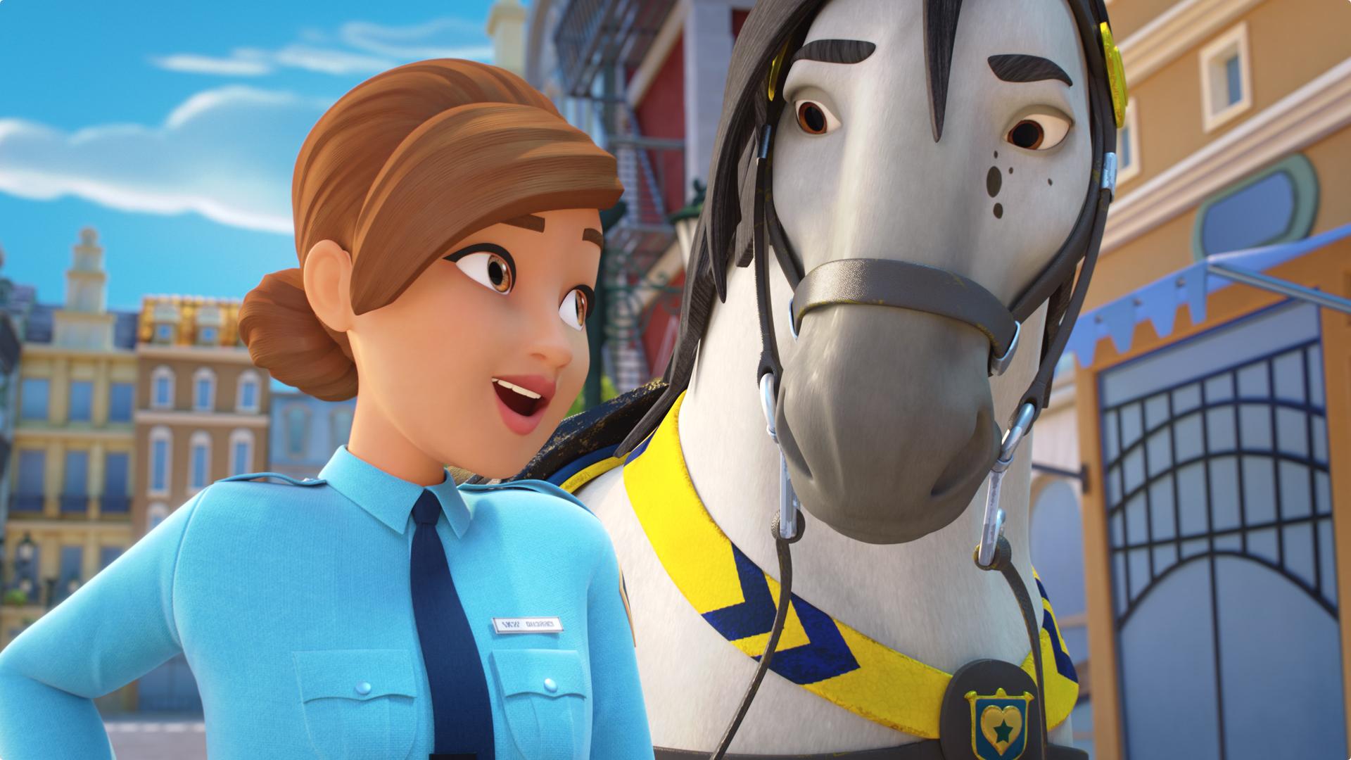 Watch Lego Friends Girls On A Mission Online Stream Full Episodes