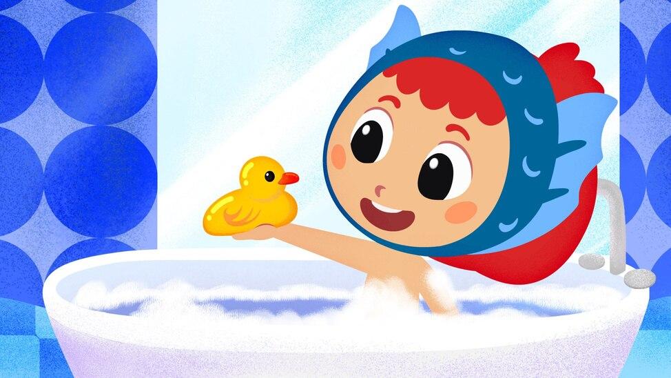 Episode 9 - Labuntina: Bath Time