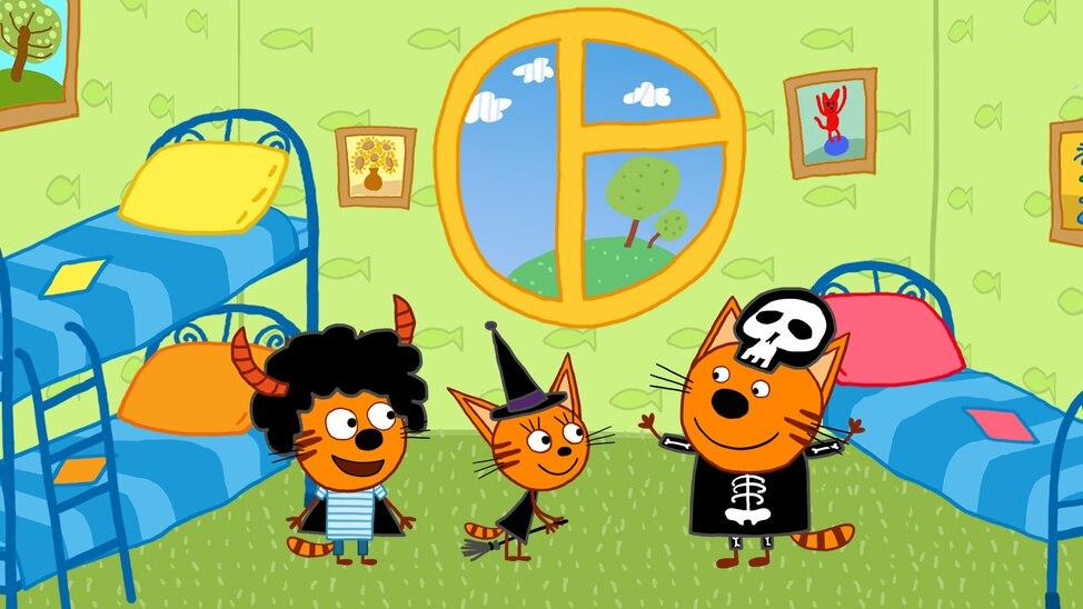 Episode 4 - Scare E Cats