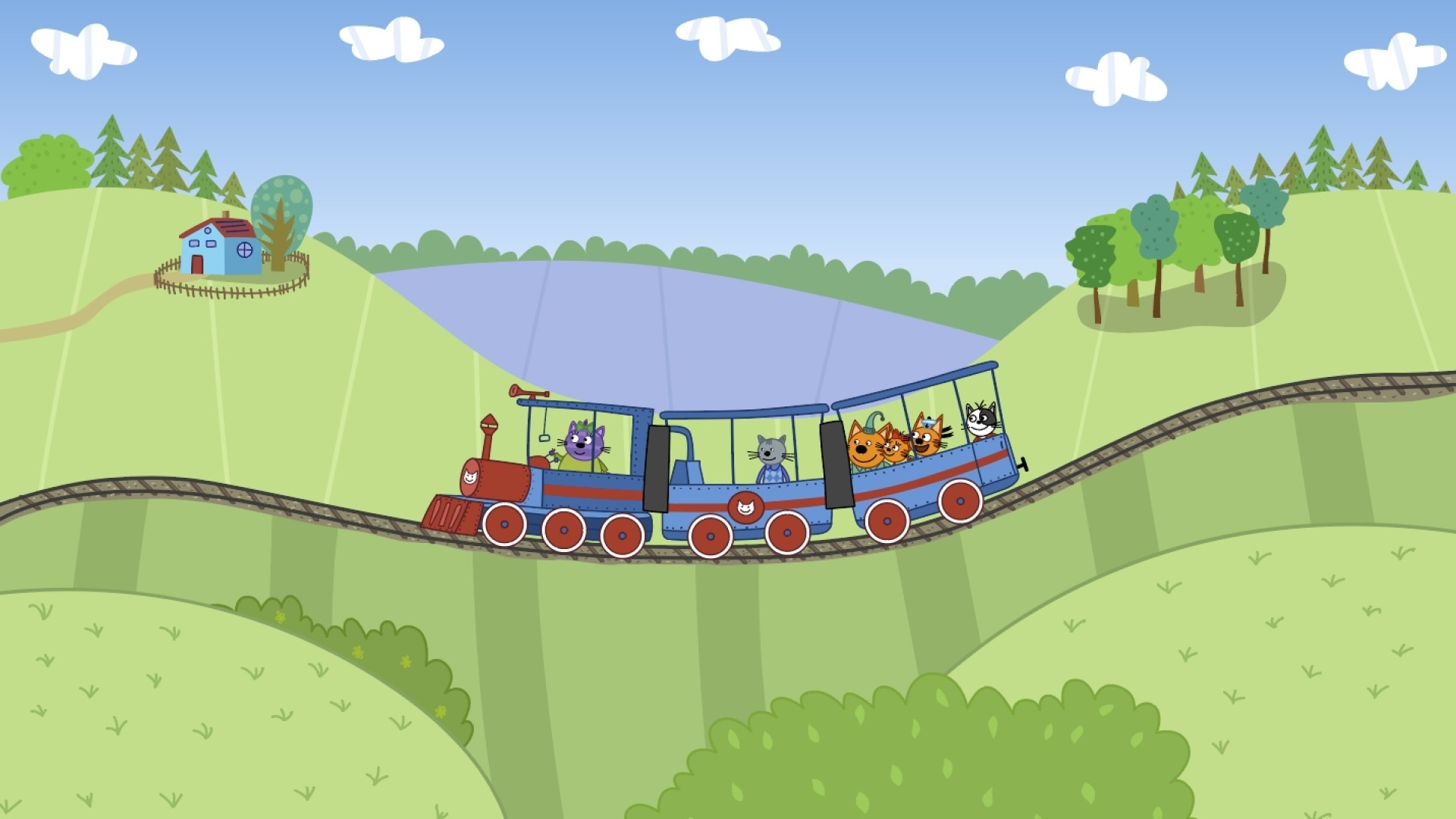 The Kitty Train