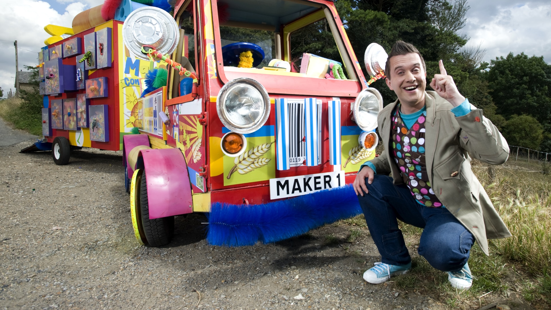 Mister Maker Comes To Town 8