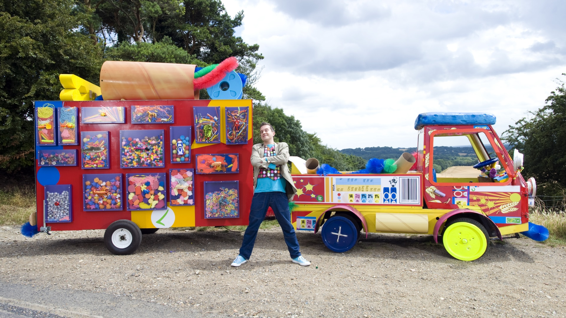 Mister Maker Comes To Town 9