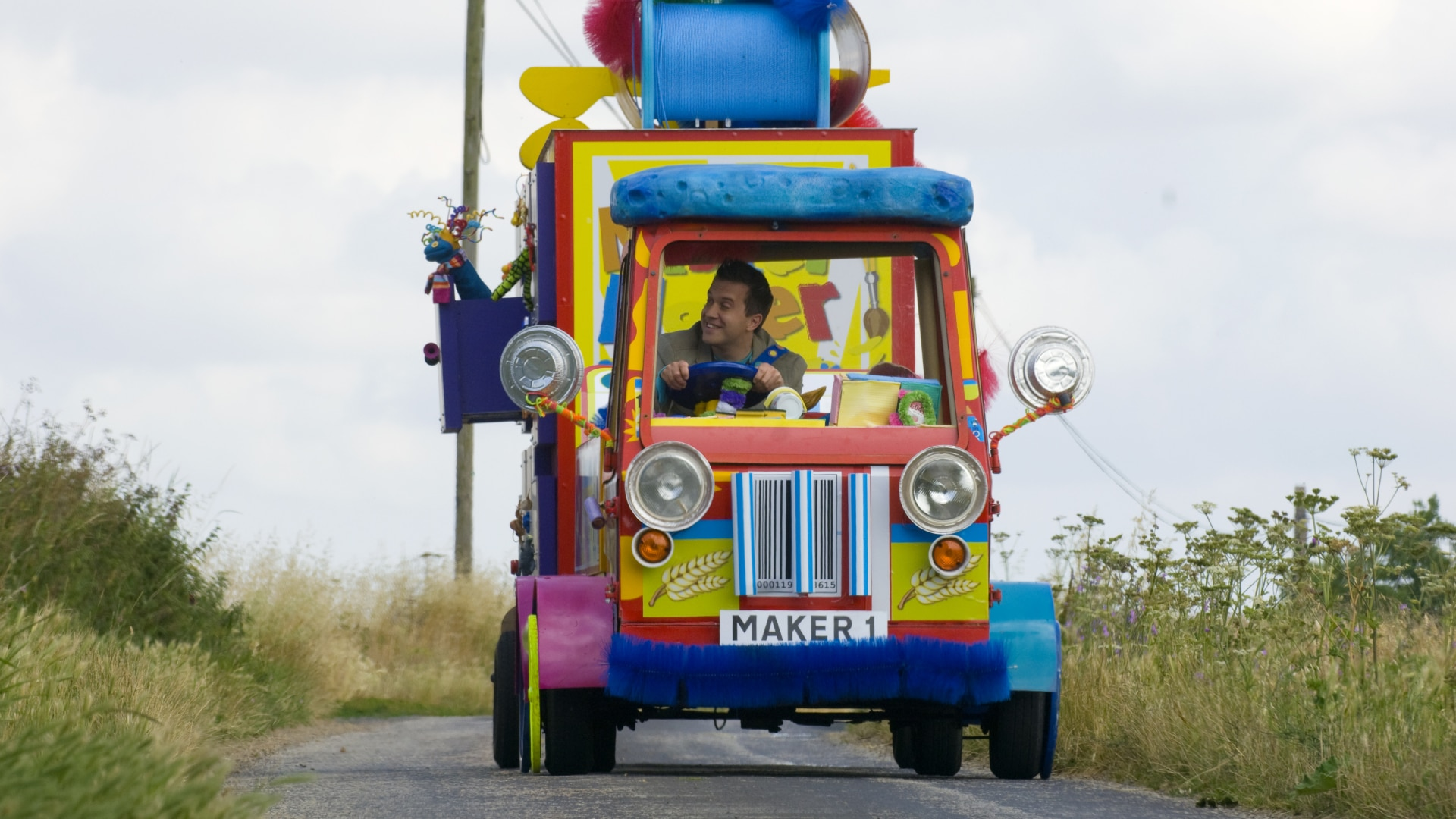 Mister Maker Comes To Town 13