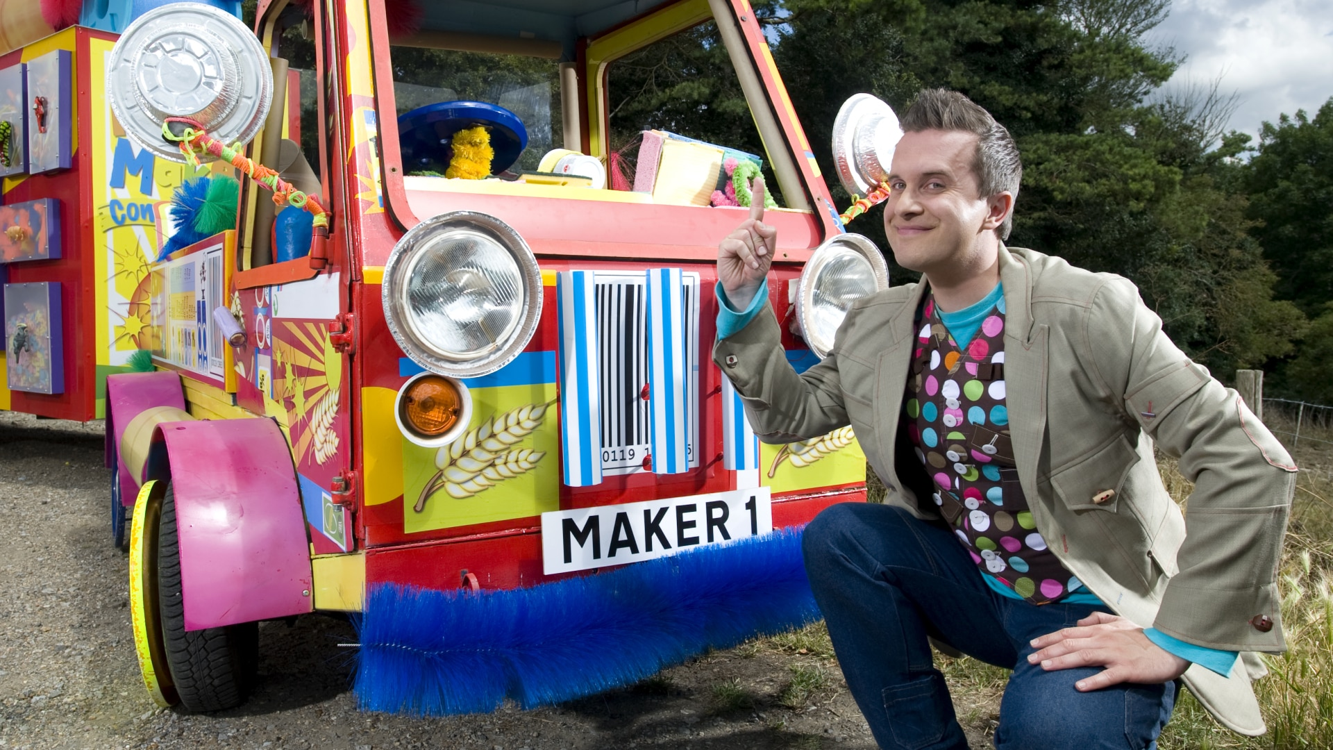 Mister Maker Comes To Town 21