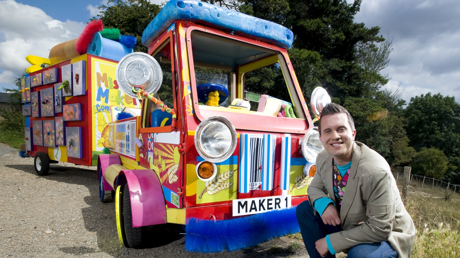 Mister Maker Comes To Town 4