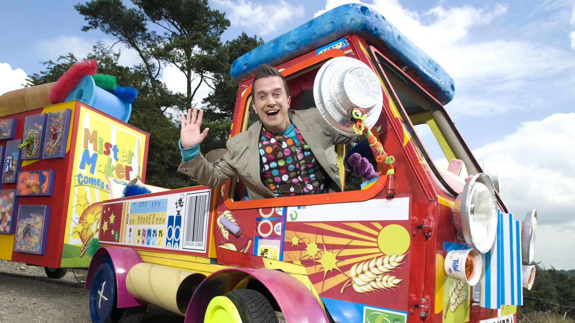 Mister Maker Comes To Town 14