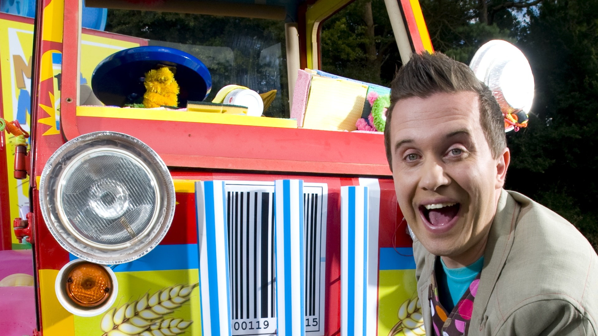 Mister Maker Comes To Town 15