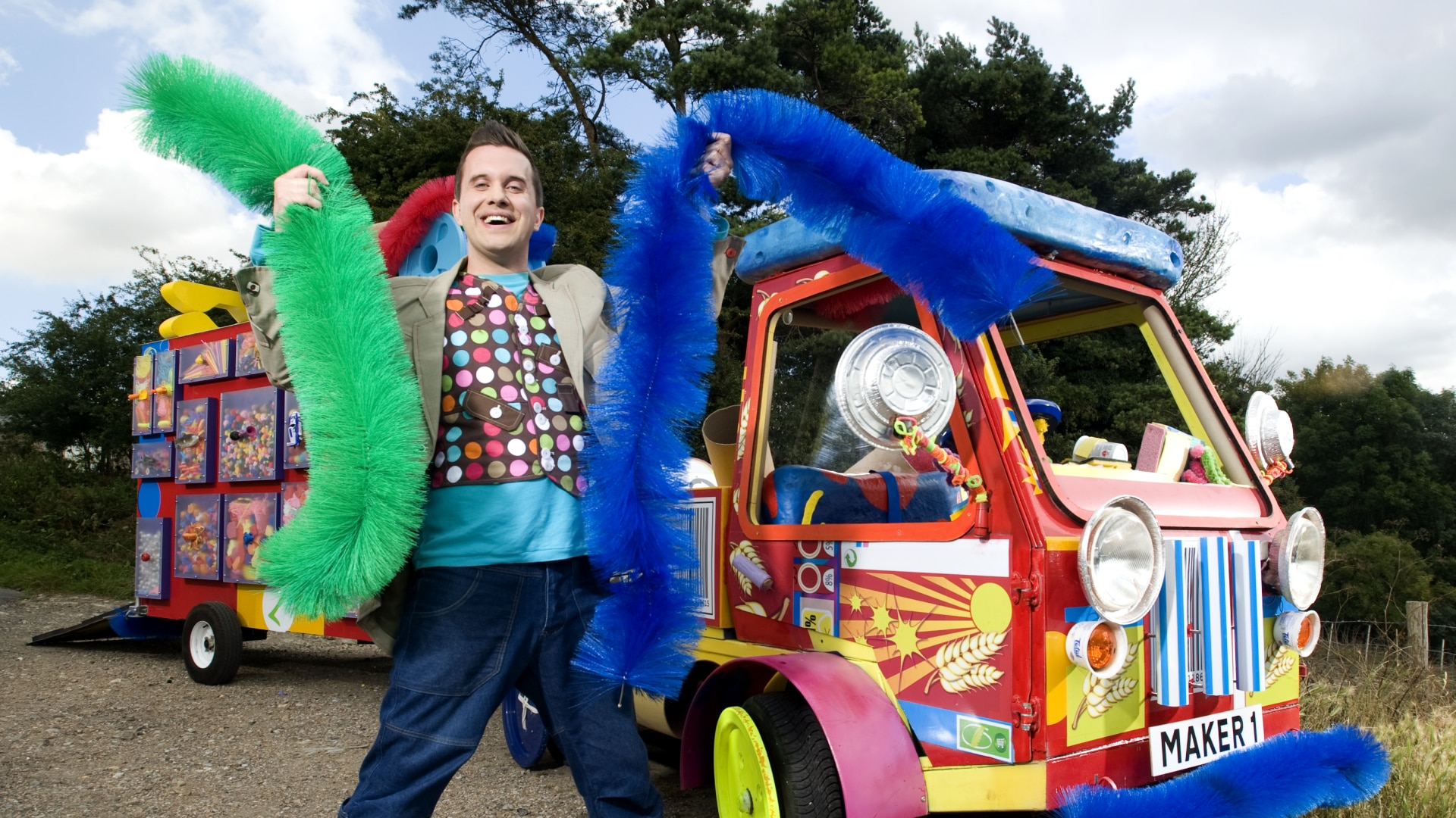 Mister Maker Comes To Town 17