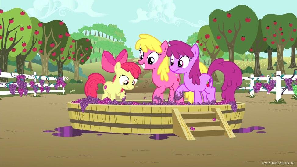 My Little Pony: Friendship Is Magic   4