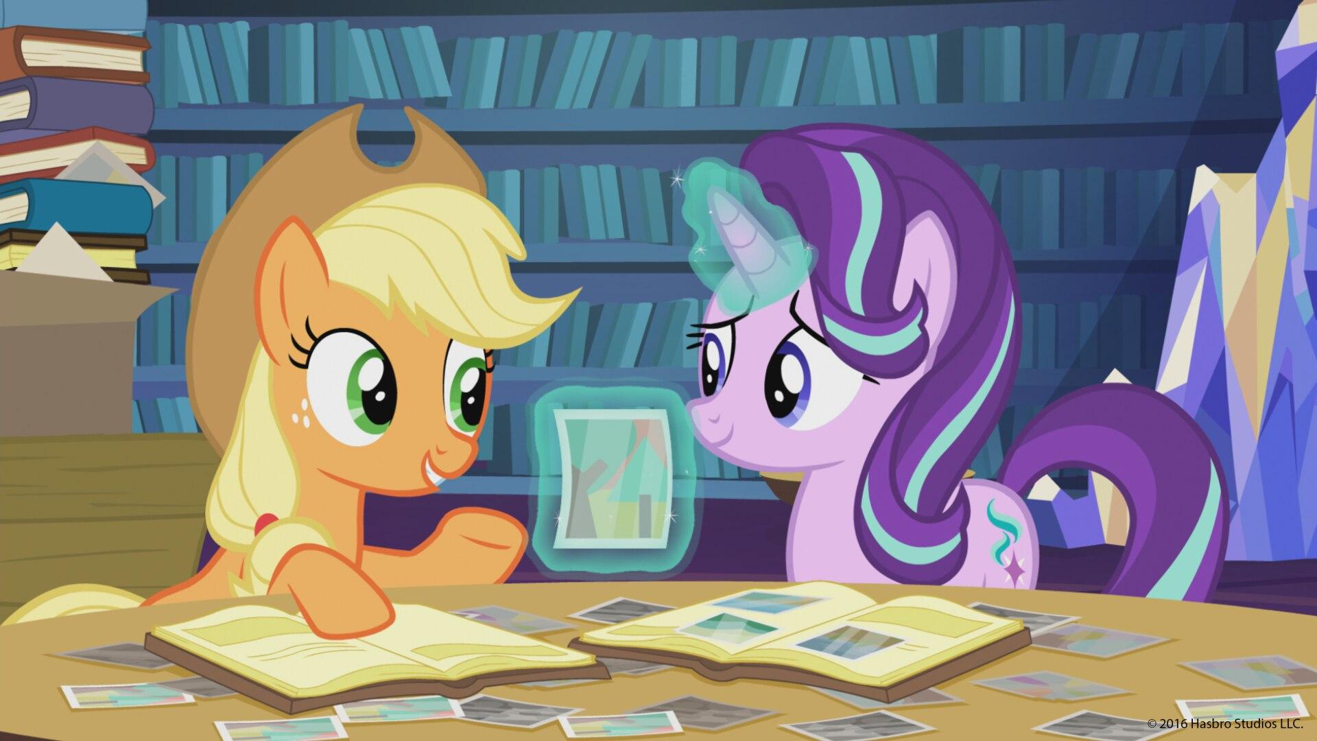 My Little Pony: Friendship Is Magic  16