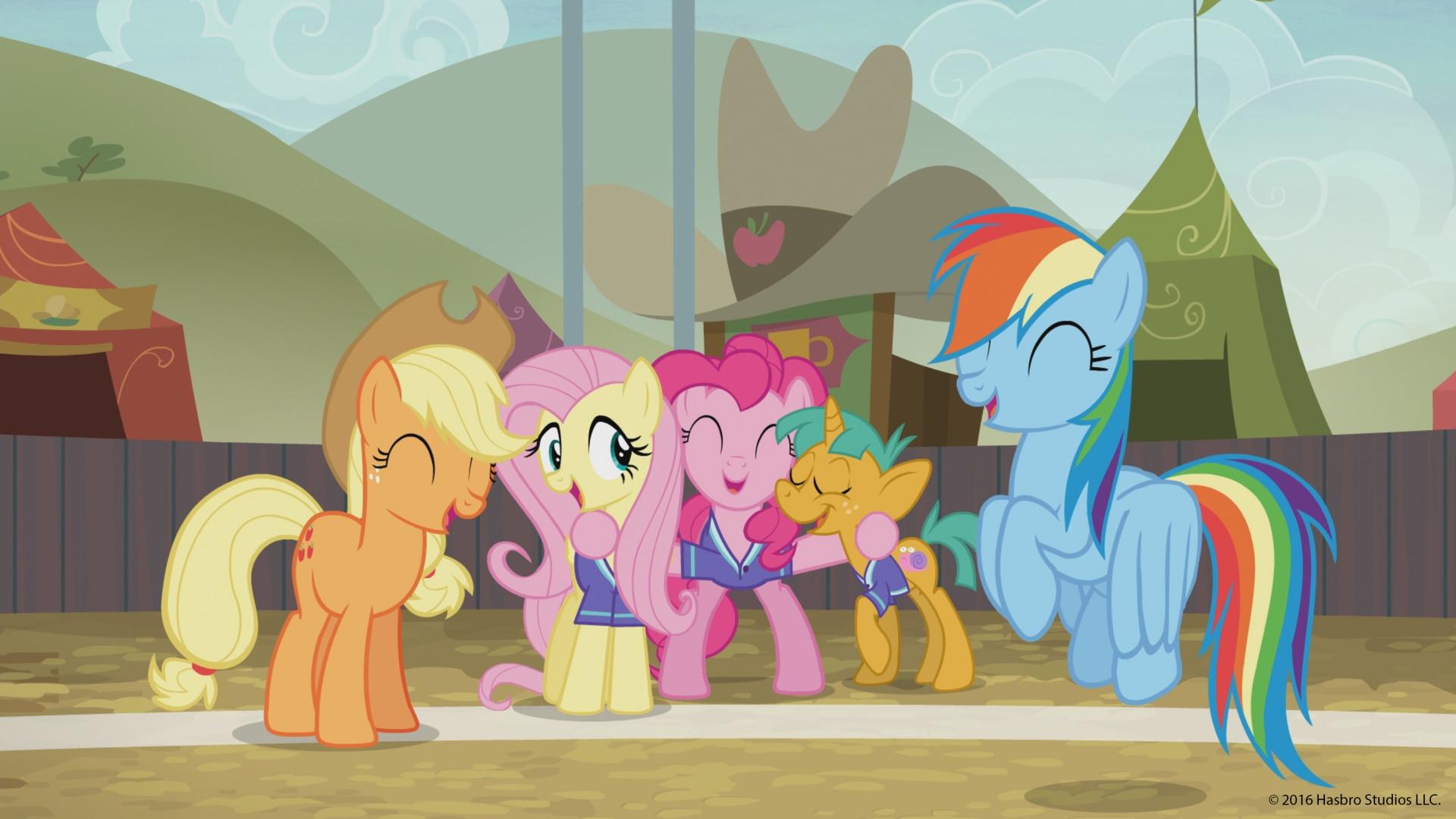 My Little Pony: Friendship Is Magic  17
