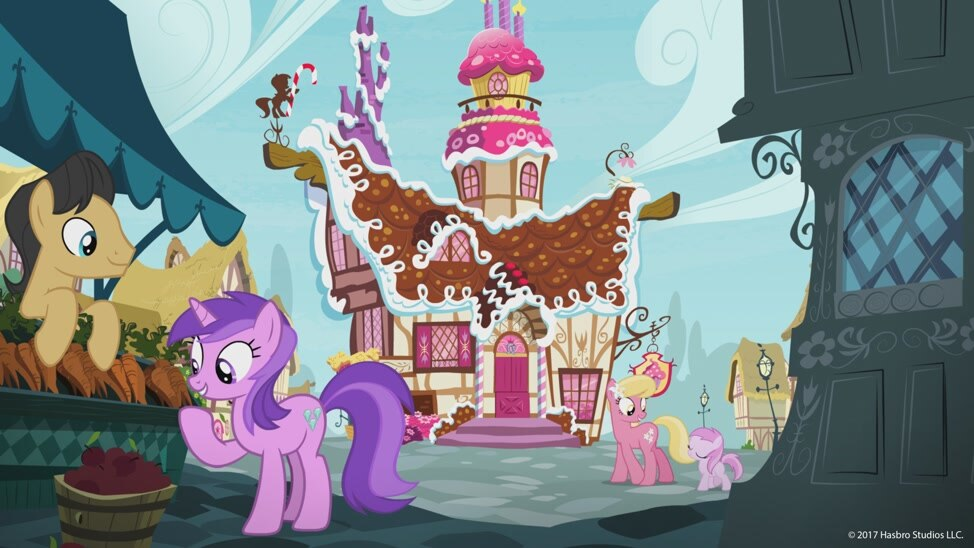 My Little Pony: Friendship Is Magic  22