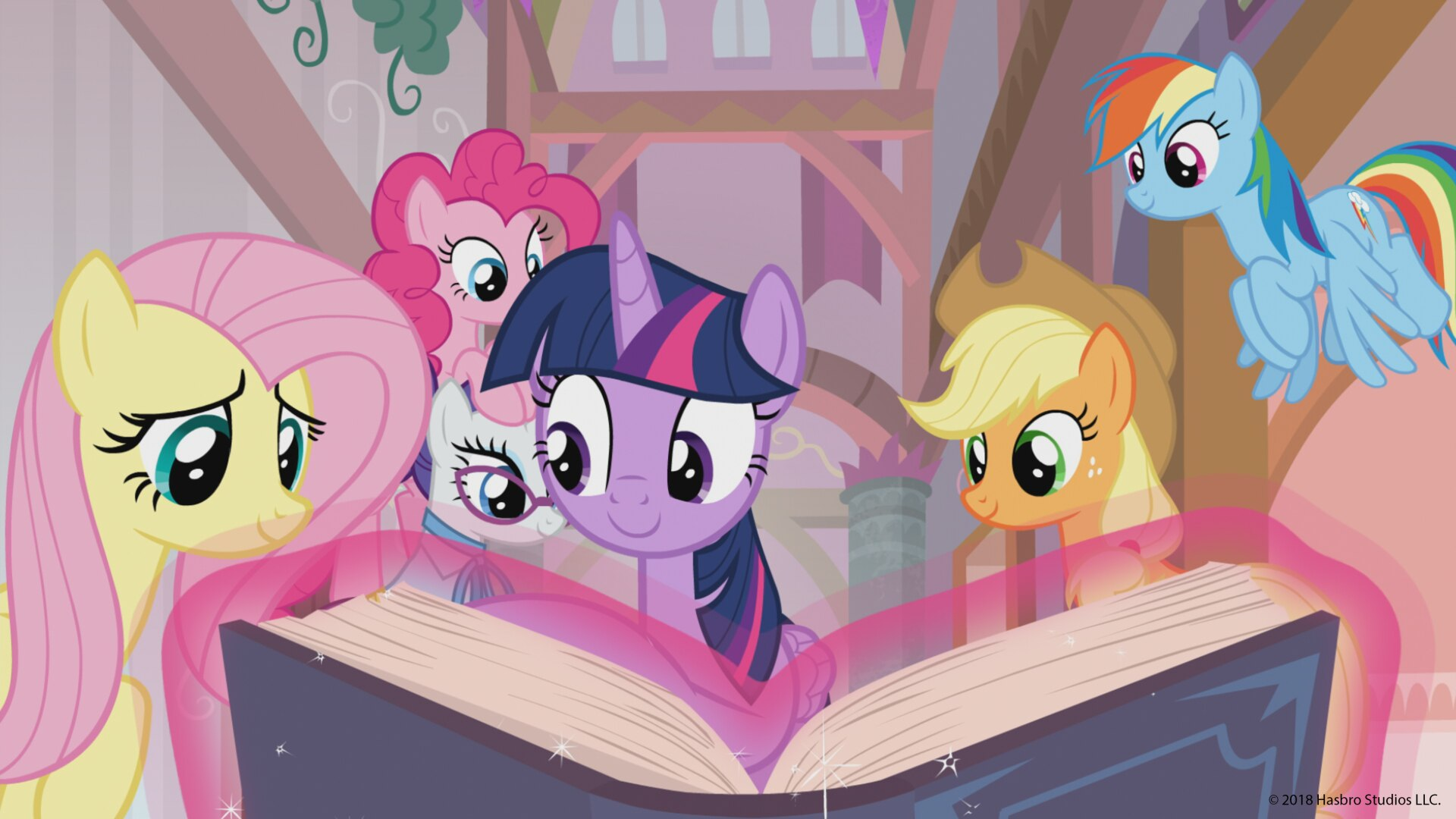 My Little Pony: Friendship Is Magic   1