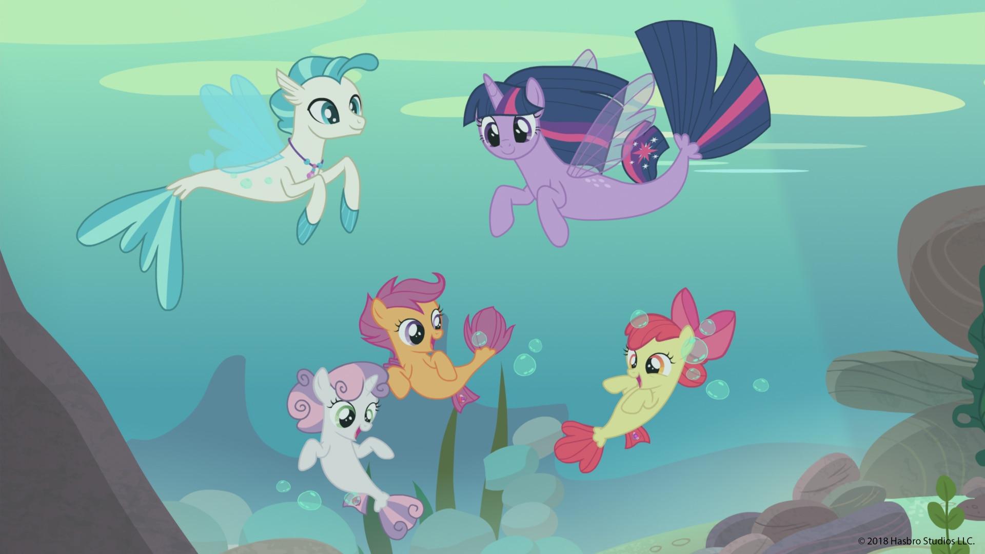 My Little Pony: Friendship Is Magic   6