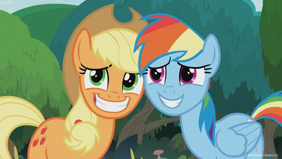My Little Pony: Friendship Is Magic   9