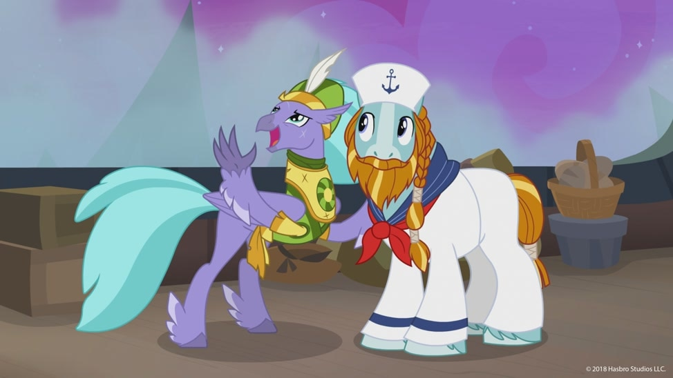 My Little Pony: Friendship Is Magic  21