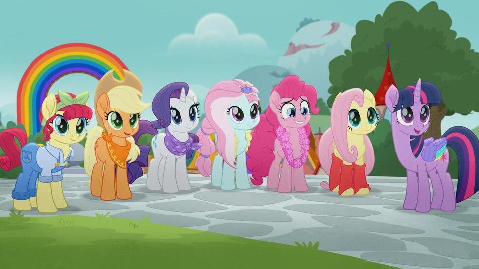 Episode 1 - My Little Pony: Rainbow Roadtrip