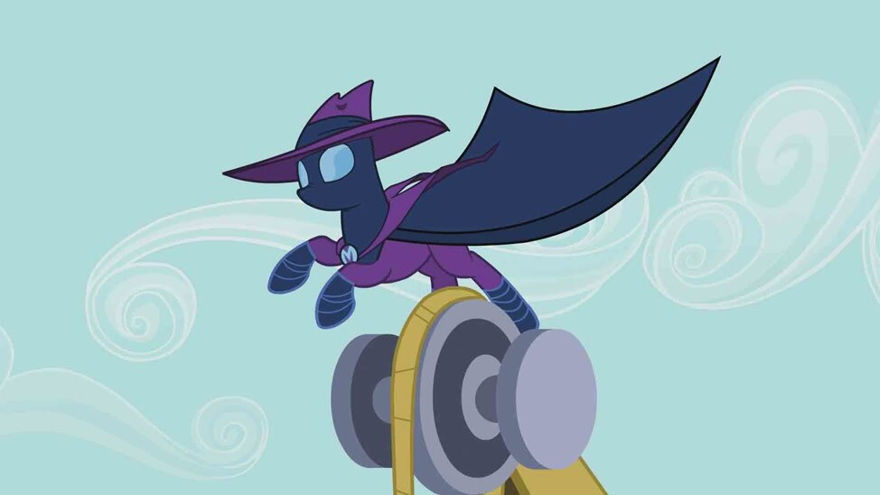 The Mysterious Mare Do Well