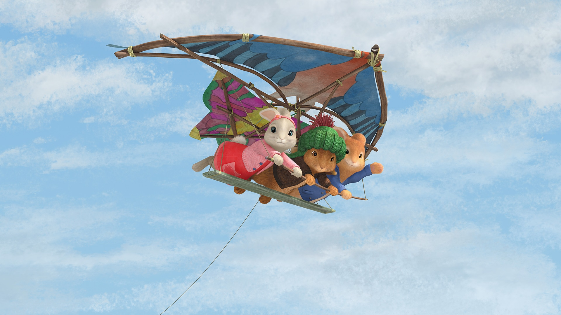 The Tale Of The Runaway Kites